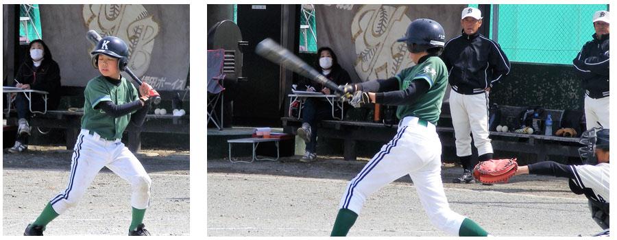 VS横田戦