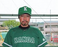 加賀コーチ