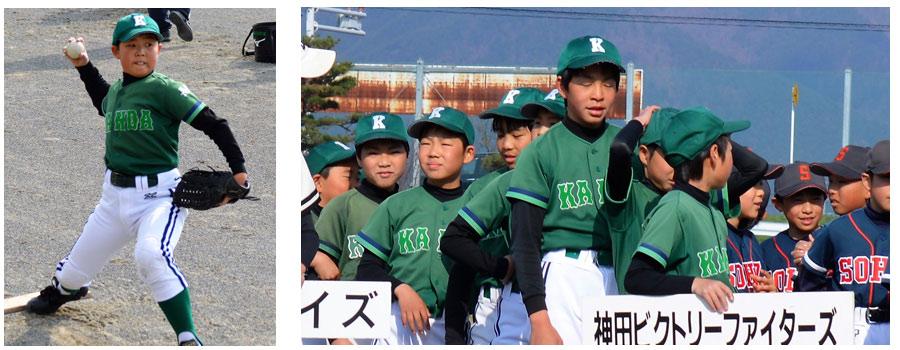 松本東地区少年野球大会