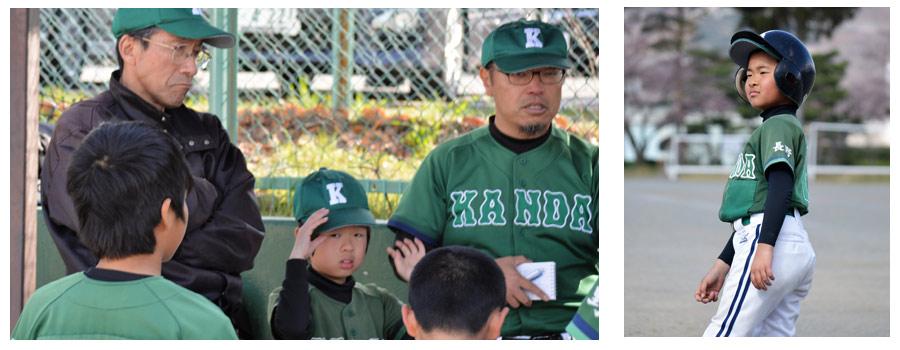 松本東地区少年野球大会3試合目