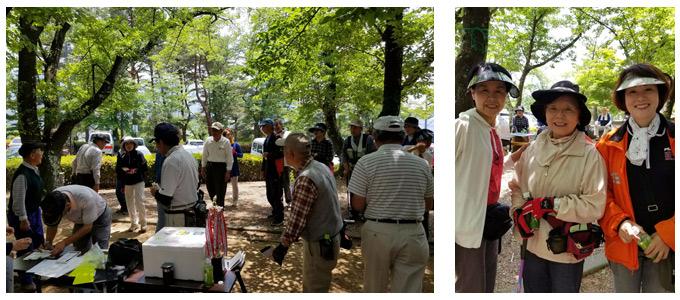 春のマレットゴルフ大会