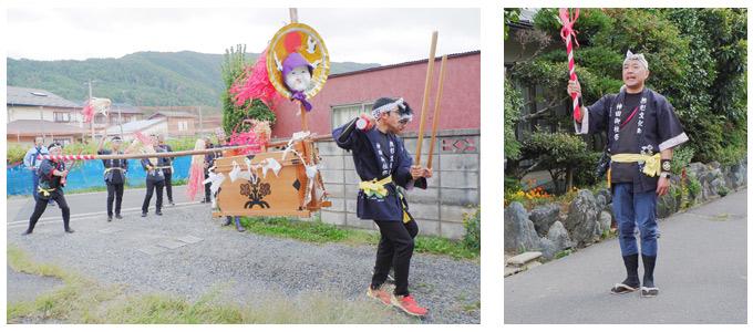 千鹿頭神社例大祭